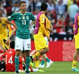 Low silences 'premature' talk over Germany future
