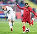 Portugal Top Poland In Nations League