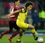 Dortmund: Witsel absent plusieurs semaines