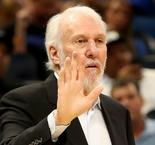 Phoenix got robbed - Popovich rips 'pathetic performance' from Spurs