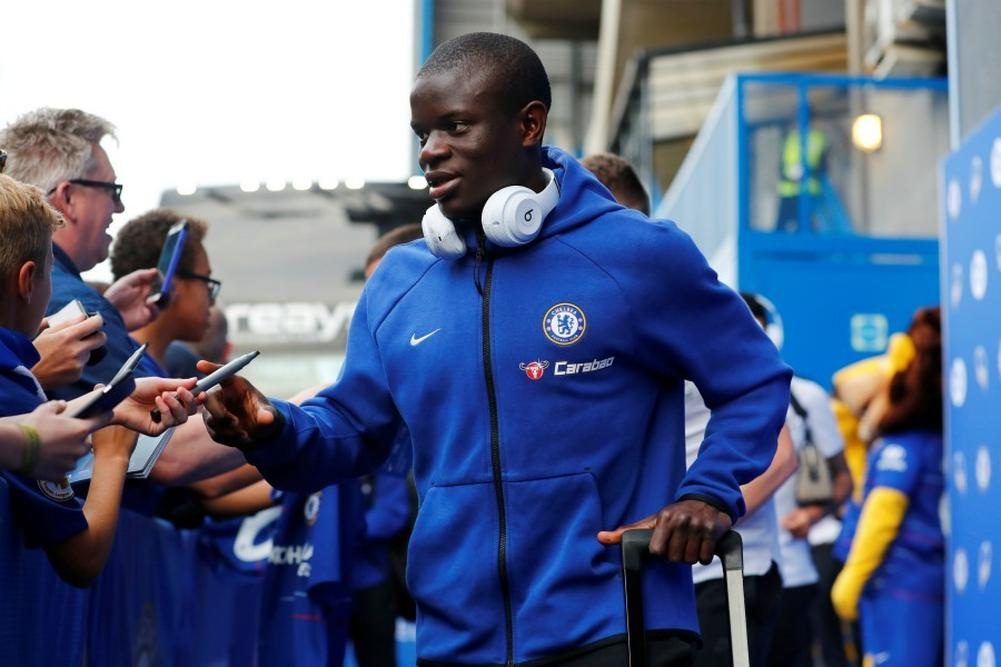 Chelsea: Sans Kanté à Boston