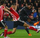 Liverpool Stomp Over Southampton, Into Semifinals