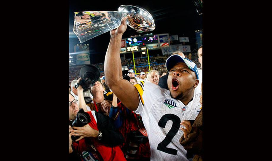 Super Bowl: Pittsburgh Steelers (6 titles)
