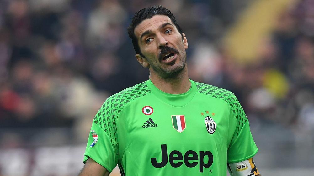 e41fb416721 Iconic Juventus Goalkeeper Gianluigi Buffon Nearly Joined Barcelona