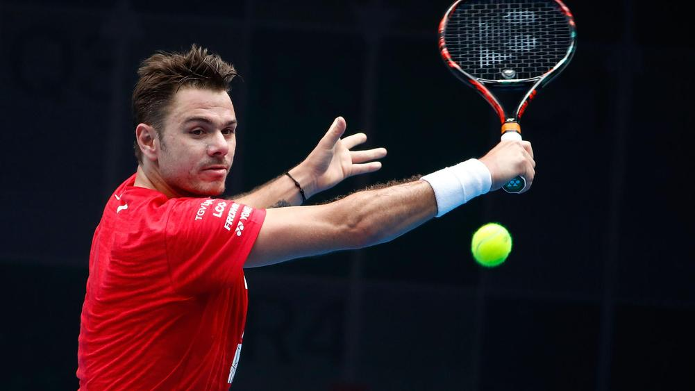 Wawrinka confirms he will play Australian Open