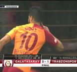 Highlights: Belhanda Brace Leads Galatasaray Past Trabzonspor