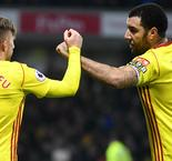 Deeney in the clear for middle-finger salute