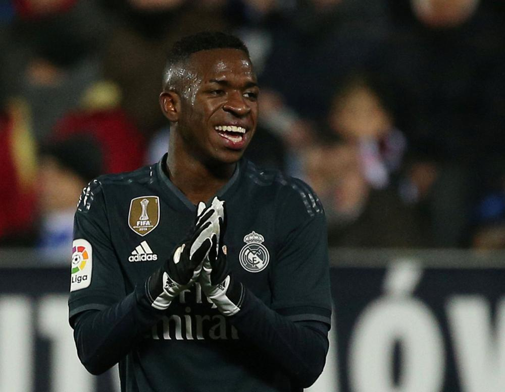 Vinicius I Chose Real Madrid Project Over Barcelona U0026 39 S Money