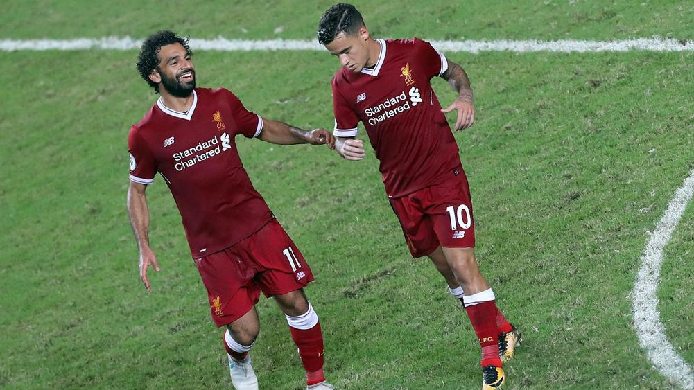 Jurgen Klopp responds to Philippe Coutinho speculation