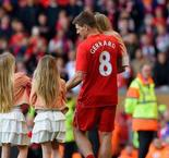 Gerrard calls full-time on Anfield career