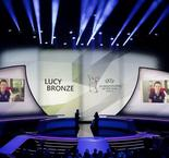 Lucy Bronze Beats Lyon Teammates To Win UEFA Women's Player Of The Year Award