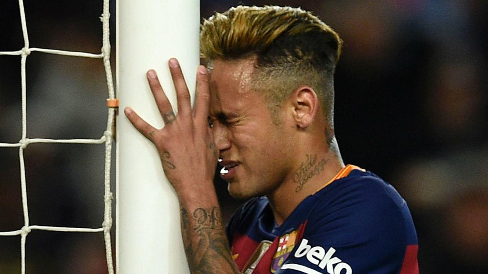 Neymar Vows To Keep Improving At Barcelona