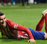 Atletico Madrid 3 Valencia 2: Late Correa stunner seals win as Barca's title party is delayed