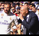 Real Madrid : Zidane, la force tranquille