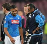 Ghoulam out for a further month after knee surgery
