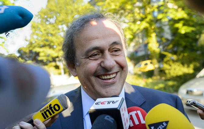 CAS Reduce Ban But Michel Platini Resigns From UEFA President Role