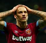West Ham striker Arnautovic 'out for a while'