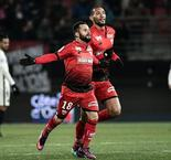 Monaco Miss Chance To Take Sole Possession of First in Ligue as Dijon Tie Late