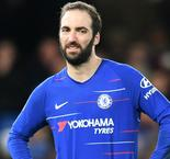 Higuain has found Premier League tough, admits Chelsea boss Sarri