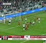 Highlights: Pepe And Ryan Babel Lead 10-Man Besiktas To 2-1 Win Over Yeni Malatyaspor