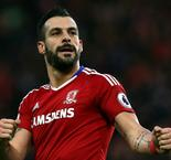 Middlesbrough 3 Swansea City 0: Negredo nets twice in routine win