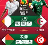 CAN 2019 : Sénégal - Tunisie, le match en direct