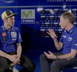 Rossi: 'We Have To Work on Acceleration'