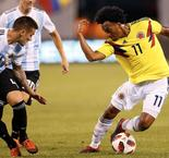 Colombia And Argentina Play Out Scoreless Draw