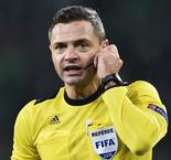 Skomina to referee Champions League final between Tottenham and Liverpool