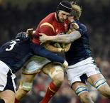 Tournoi - Pays de Galles: Charteris absent contre la France