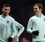 Lucas keen to reunite with Griezmann at Bayern