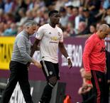 Mourinho sacked due to results, not player power – Pogba