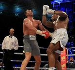 Joshua 'absolutely' capable of unification, says Klitschko