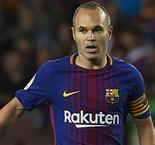 Refreshed Iniesta 'feeling good' after classy Champions League display