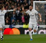 Champions League: Real Madrid bounce back to beat Napoli