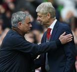 Mourinho salutes old rival Wenger