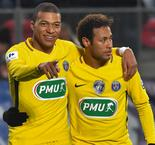 You are already champions - Neymar wishes Rakitic & Mbappe good luck