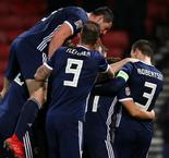 Forrest hat-trick seals Nations League promotion