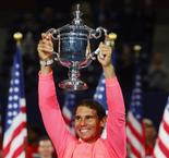 Tennis: Rafael Nadal wins third US Open, 16th Grand Slam title