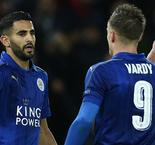 Leicester on brink of knockout stages