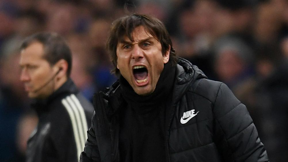 Conte: It gives us confidence to 'do something incredible'