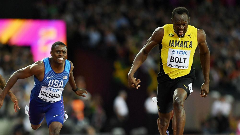 Usain Bolt Fails To Finish 4X100 Relay After Injury Occurs