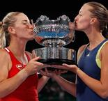 Tennis: Babos, Mladenovic win women's doubles title