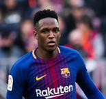 Everton Agree Deal to Sign Mina From Barcelona