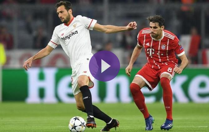 Bayern Munich Vs Sevilla- How to watch online, Streaming ...