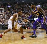NBA : Les Raptors se reprennent contre les Lakers