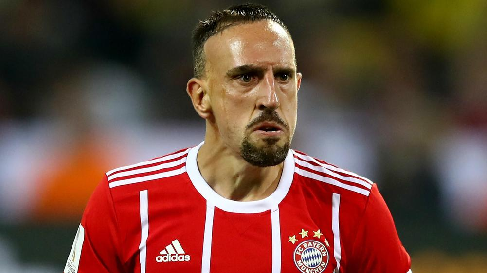 Bayern exit still tempting for ribery franck ribery cropped voltagebd Gallery