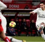 Dijon 0 Paris Saint-Germain 4: No Champions League hangover as Di Maria dazzles