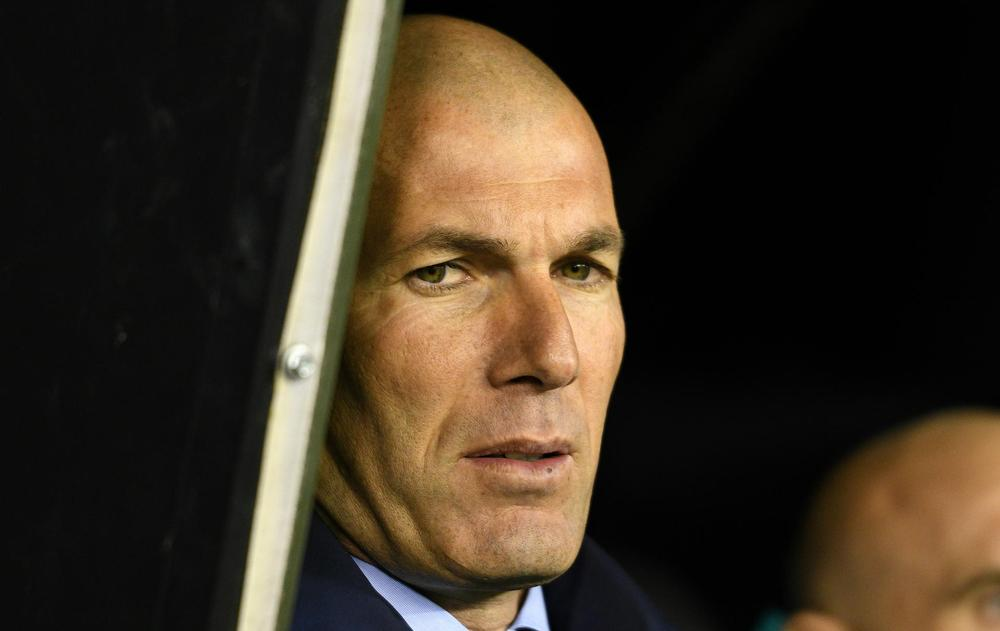 Express names those who can replace Zidane at Real
