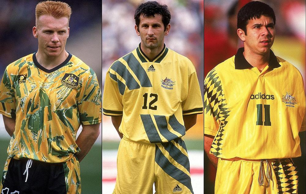 New Socceroos kit has nothing on these shockers 084fb289c